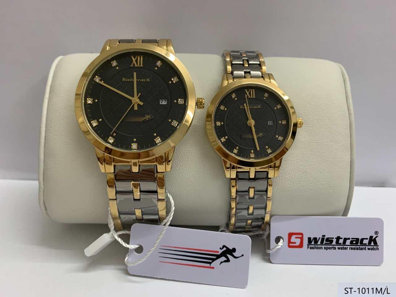 Swistrack Couple Watches