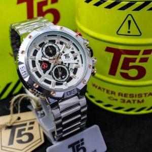 T5 water resistant watch